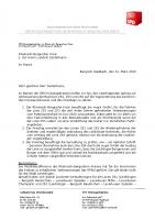 Antrag Verbesserungen der Buslinien 251 253 und 254