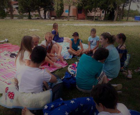 Piknik klasy IV c
