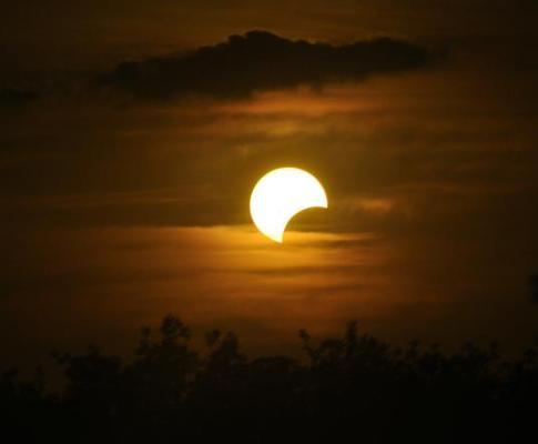 Częściowe zaćmienie Słońca