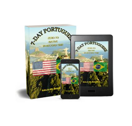 7 Day Portuguese eBook Presentation Image