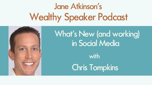 What's New (and working) in Social Media with Chris Tompkins