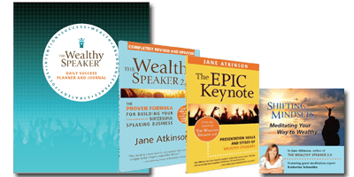 The Wealthy Speaker Daily Success Planner & Journal Ultimate 2-Pack