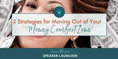 money comfort zone