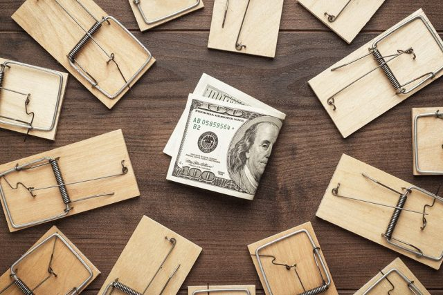 breaking out of your money comfort zone
