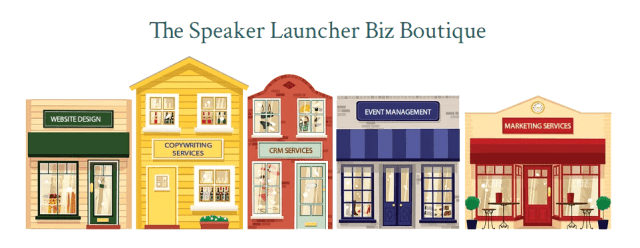 speaker launcher biz boutique