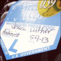 My credentials!