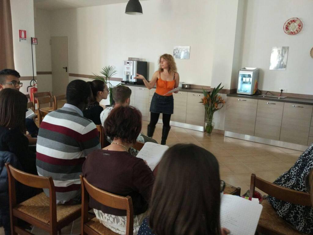 I love teaching :)