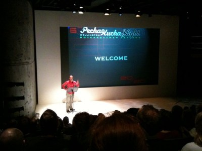 Five Presentation Tips for a Pecha Kucha or Ignite Presentation