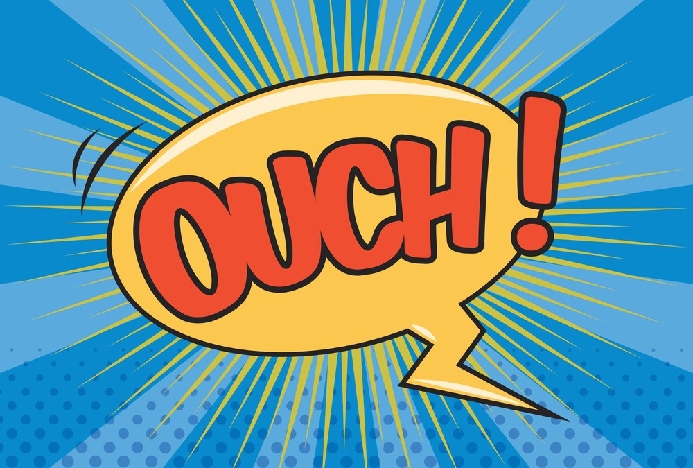 "How to handle feedback that makes you go ""Ouch!"""