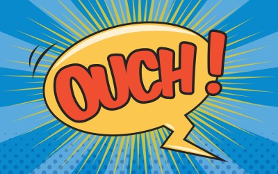 """How to handle feedback that makes you go """"Ouch!"""""""