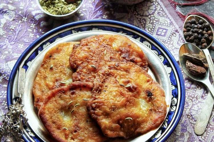 Instant Bengali Malpua Recipe without khoya