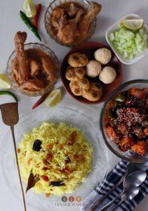Spicy Honey Chilli Paneer Recipe Basanti Pulao Recipe Bengali Chicken Curry Recipe
