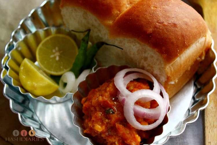 Bombay Pav Bhaji Recipe