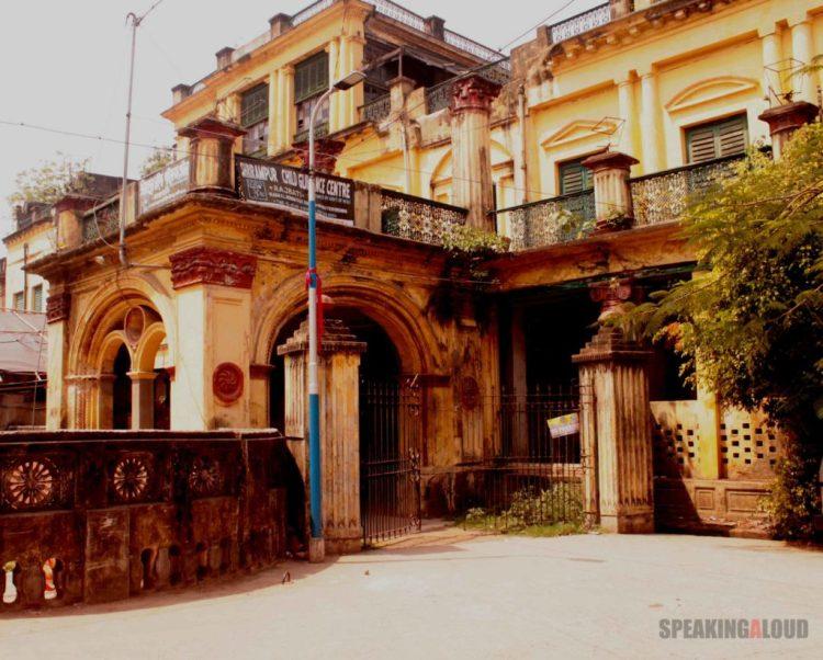 Serampore Rajbari Bengal Tourism