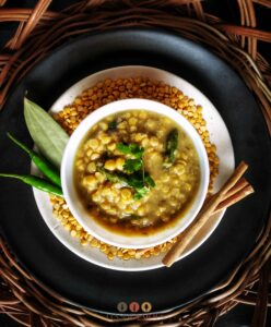 Bengali Chana Dal Recipe Cholar daal