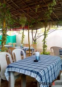 O Coqueiro Diu Restaurant Places to visit