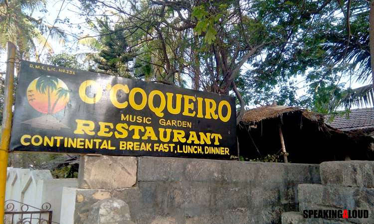 diu tourist places diu restaurants o coqueiro