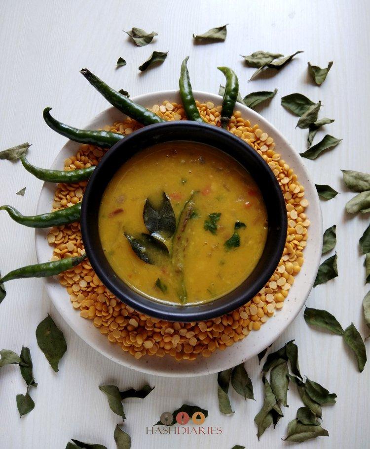 Arhar Dal Veg recipes