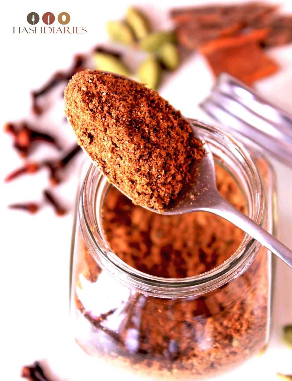 Indian Garam Masala Recipe
