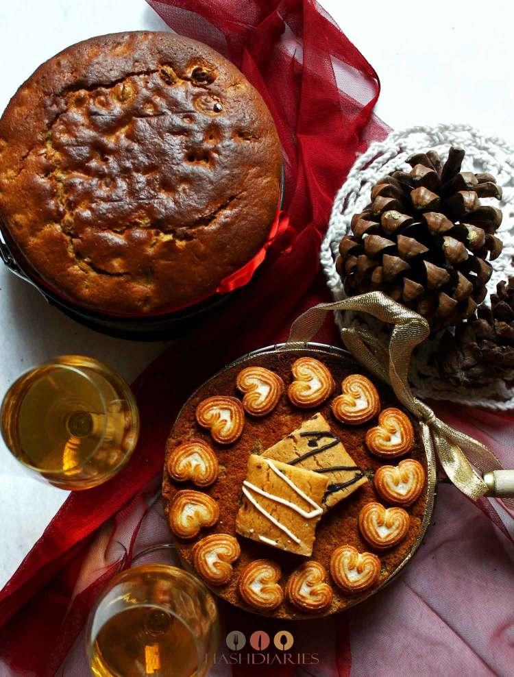 Easy Christmas Plum Cake Recipe