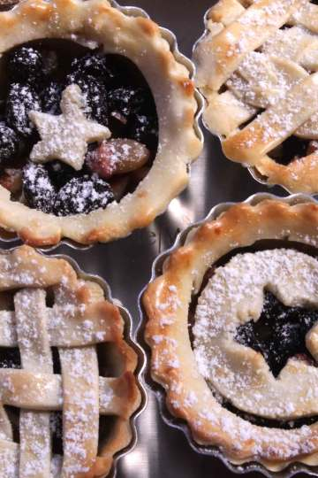 Christmas Mince Pies Recipe