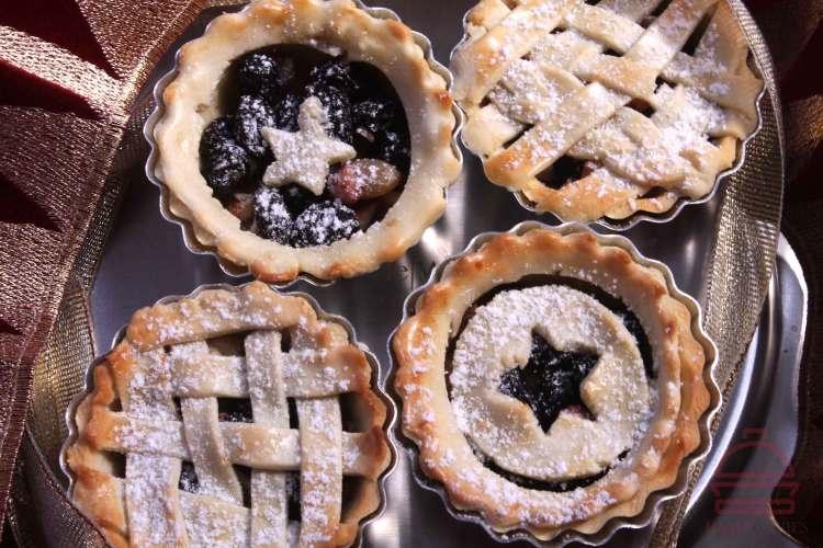 Christmas Mince Pies Recipe