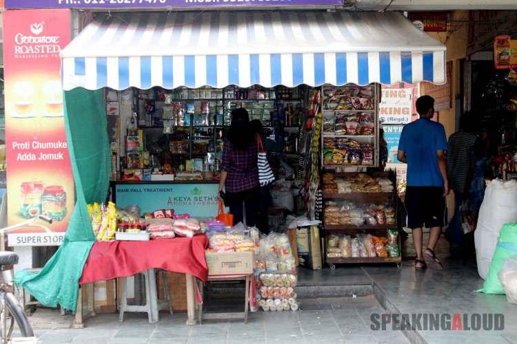 C r Park Delhi Chittaranjan Park Market