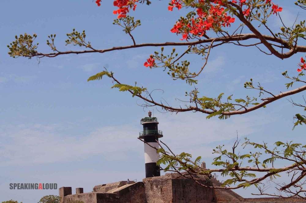 Diu Fort Lighthouse
