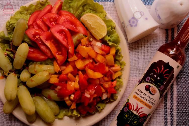 Garden Salad Recipe