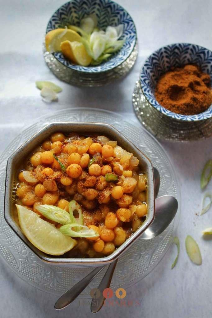 recipe for ghugni
