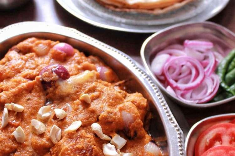 Dhaba style Aloo Pyaaz Sabji