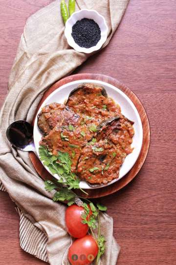 Beguner Birinchi - Easy Eggplant curry recipe