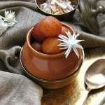 Rasbhari sweet recipe | mini gulab jamun recipe video