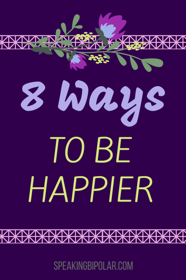 Everyone wants to be happier. Read 8 things you can do today to increase your happiness. | #dontdelayhappiness #behappynow #Quotes #Inspirational #Motivation #Happy #Family #SelfImprovement #MentalHealth