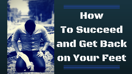 No matter what you do, there will be times you fall down. You don't have to stay down. Find inspiration to get back up with this post featuring 15 motivational quotes. Each quote is expanded by looking at how it can be used to help you get back up.