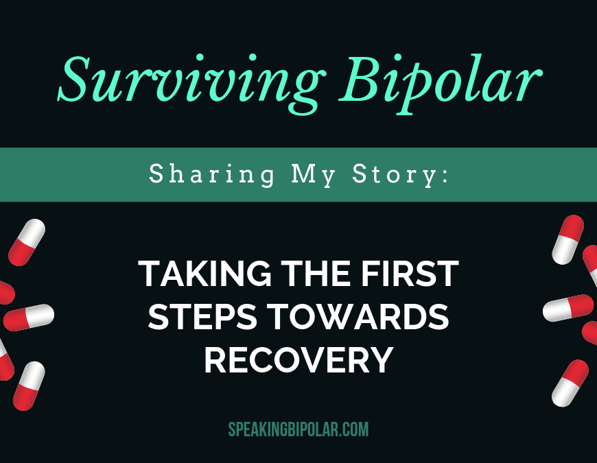 Surviving Bipolar Disorder is possible, but there's often some bumps and bruises along the way. Read this patient's story for validation and encouragement. | #bipolar #mentalillness #SpeakingBipolar