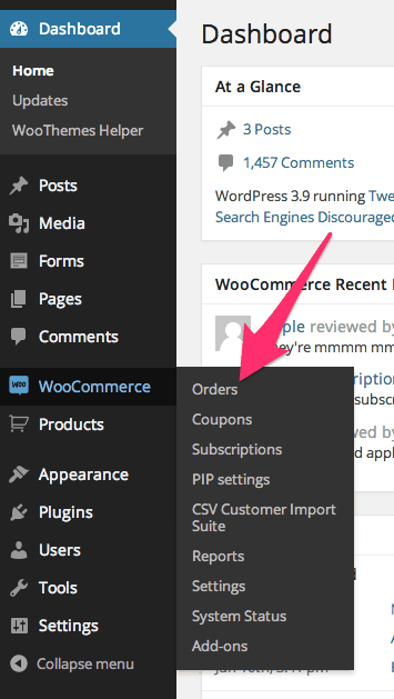 How To Create An Invoice Using WooCommerce Patricks Programming Blog - Woocommerce invoice system