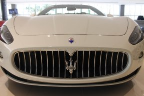 The short, wide appearance of the Maserati is a big appeal to many.