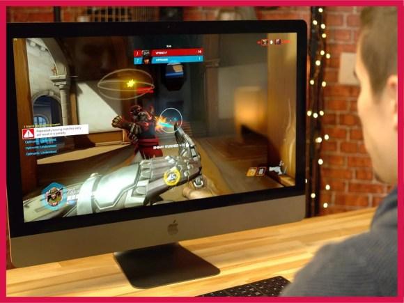 gaming on an apple imac