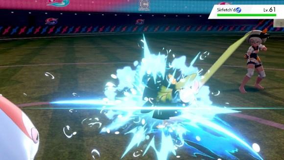 Pokemon move Fishious Rend