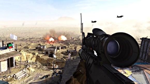 Call of Duty Modern Warfare co-op tips: Snipers