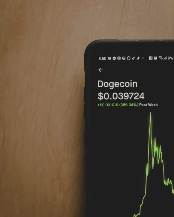 dogecoin in wallet