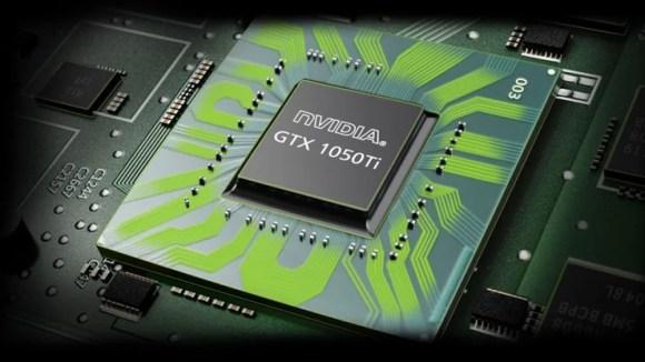 nvidia 1050 ti mobile gpu for gaming laptops