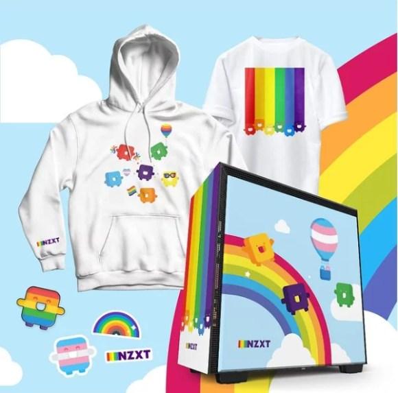 nzxt pride month shop