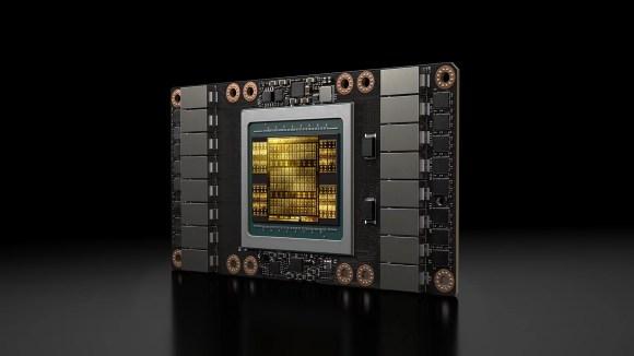 nvidia ampere technology