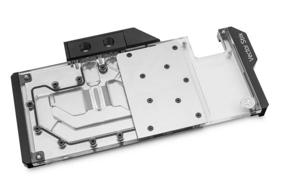EK-Quantum Vector Strix RX 5700 +XT D-RGB - Nickel + Plexi