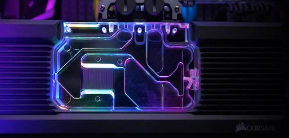 Corsair Hydro X Series XG7 RGB RX-SERIES GPU Water Block (5700 XT)