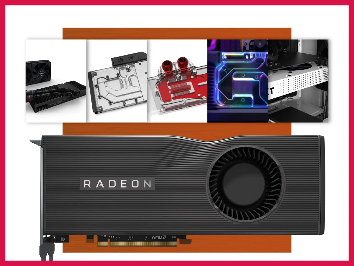 water block for amd rx 5700 xt
