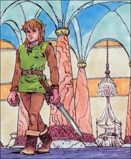 Zelda Katsuya Terada 29