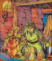 Zelda Katsuya Terada 15